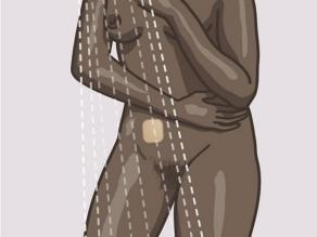 Sie können mit dem Verhütungspflaster duschen, schwimmen und Sport machen.
