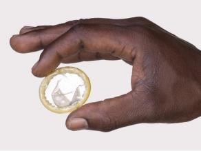 Një prezervativ