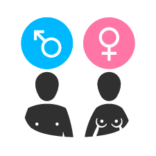 Mannen en vrouwen
